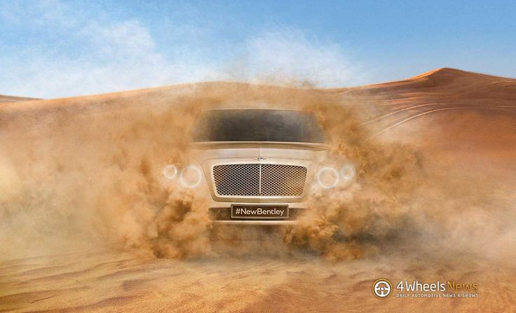Bentley raising its sales target at 20,000 annual deliveries by 2020  www.4wheel... - Cars