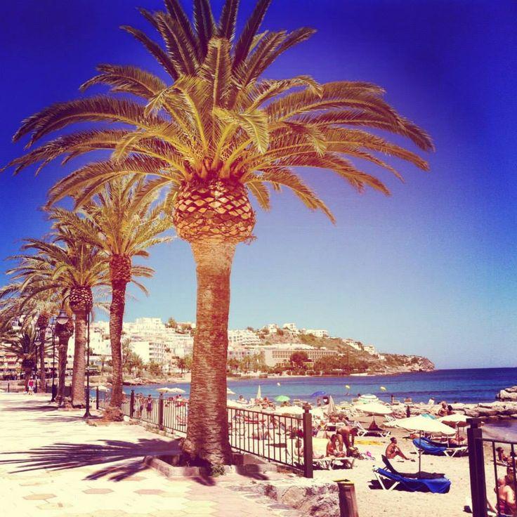 Playa d'en Bossa, Ibiza