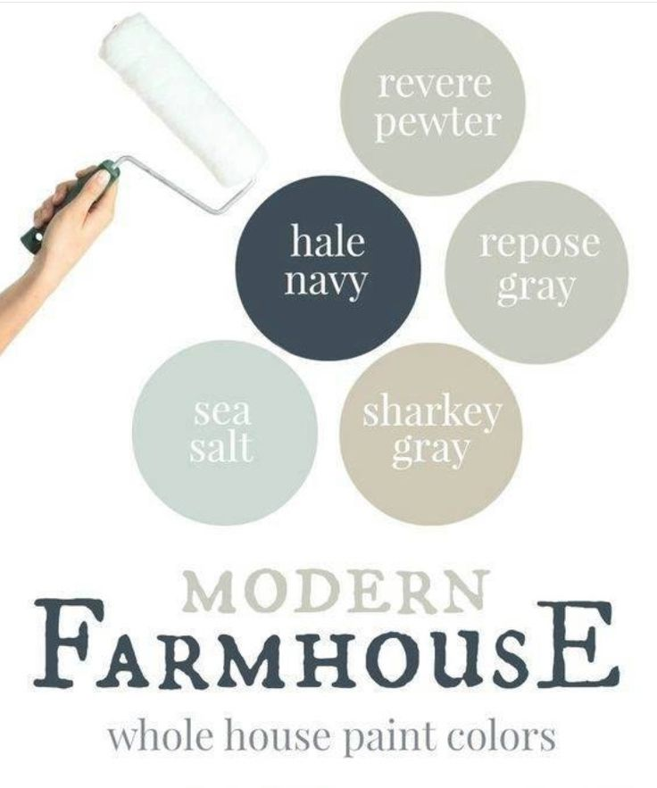 Hgtv fixer upper style farmhouse look paint shades new home decor wall color complimentary color