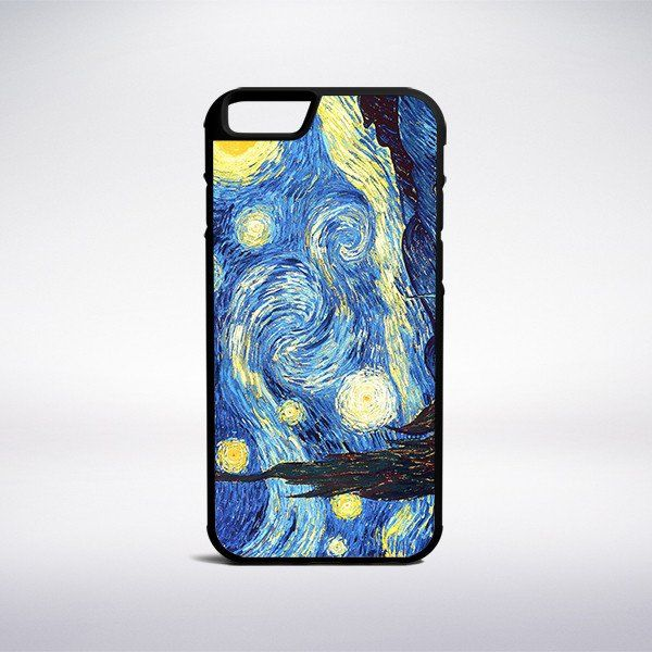 Vincent Van Gogh - The Starry Night Phone Case – Muse Phone Cases