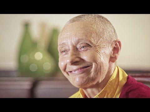 O que aprendi no coração da vida   Jetsunma Tenzin Palmo into the heart of life - YouTube