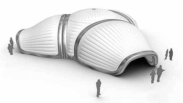 Pneumatic Structures - The concept of Airtecture