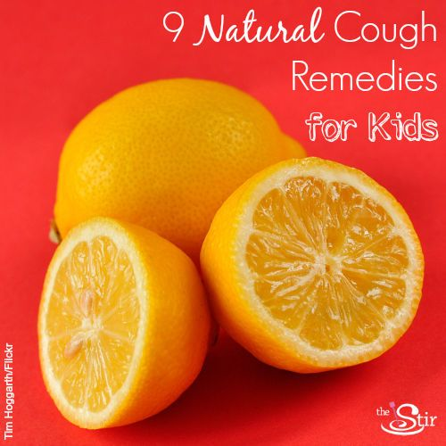 Quiet kids' coughs without medicine! These natural remedies can help give them relief.
