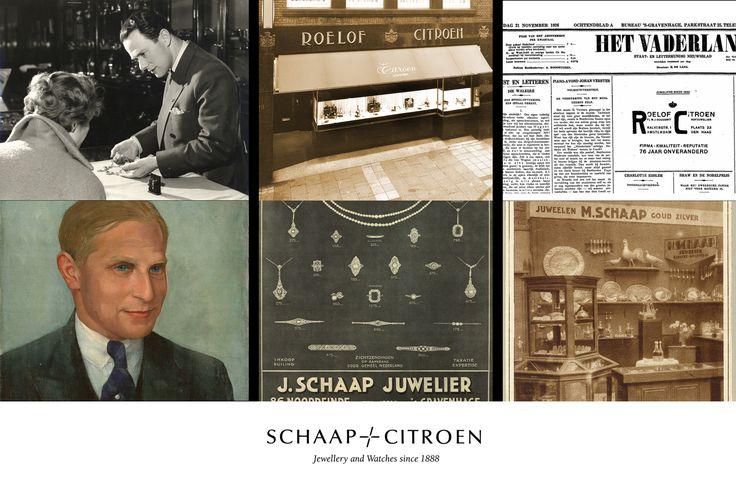 Schaap en Citroen is een Nederlands-Joodse keten van juwelierszaken. In 1888 opende Maurits Schaap een juwelierszaak aan de Steenweg in Utrecht. Schaap verkocht zijn zaak in 1969 aan juwelier Sander van Gelder uit Venlo. Met de overname van de twee zaken van de gebroeders Citroen (Amsterdam en Den Haag) in 1971 was het juweliershuis Schaap, Citroen en Van Gelder een feit. In december 2009 weer doorverkocht aan Leon Martens Juweliers uit Maastricht.