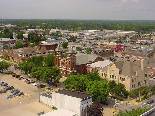 Best Indiana Cities Ideas On Pinterest Indiana State Us Map - 7 most beautiful and underrated cities and towns in the u s