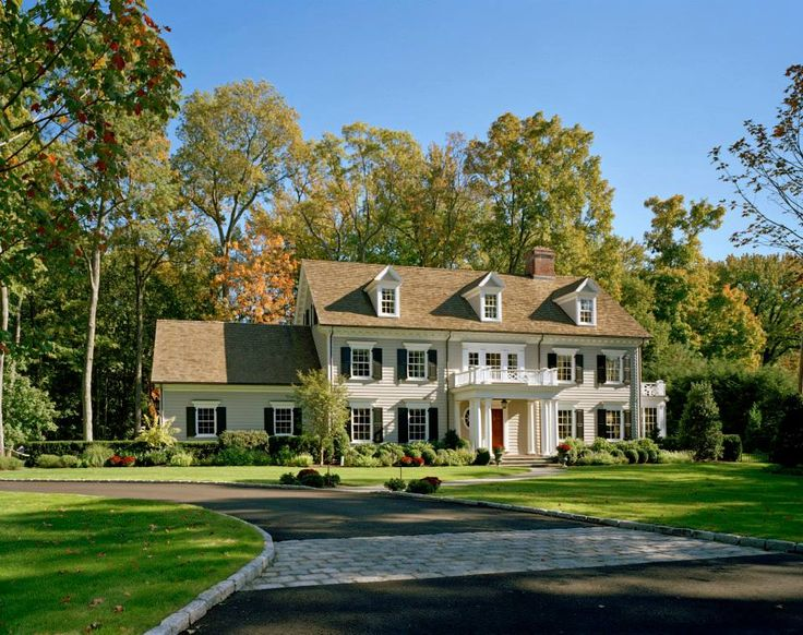 1000 images about traditional homes colonial revival on pinterest