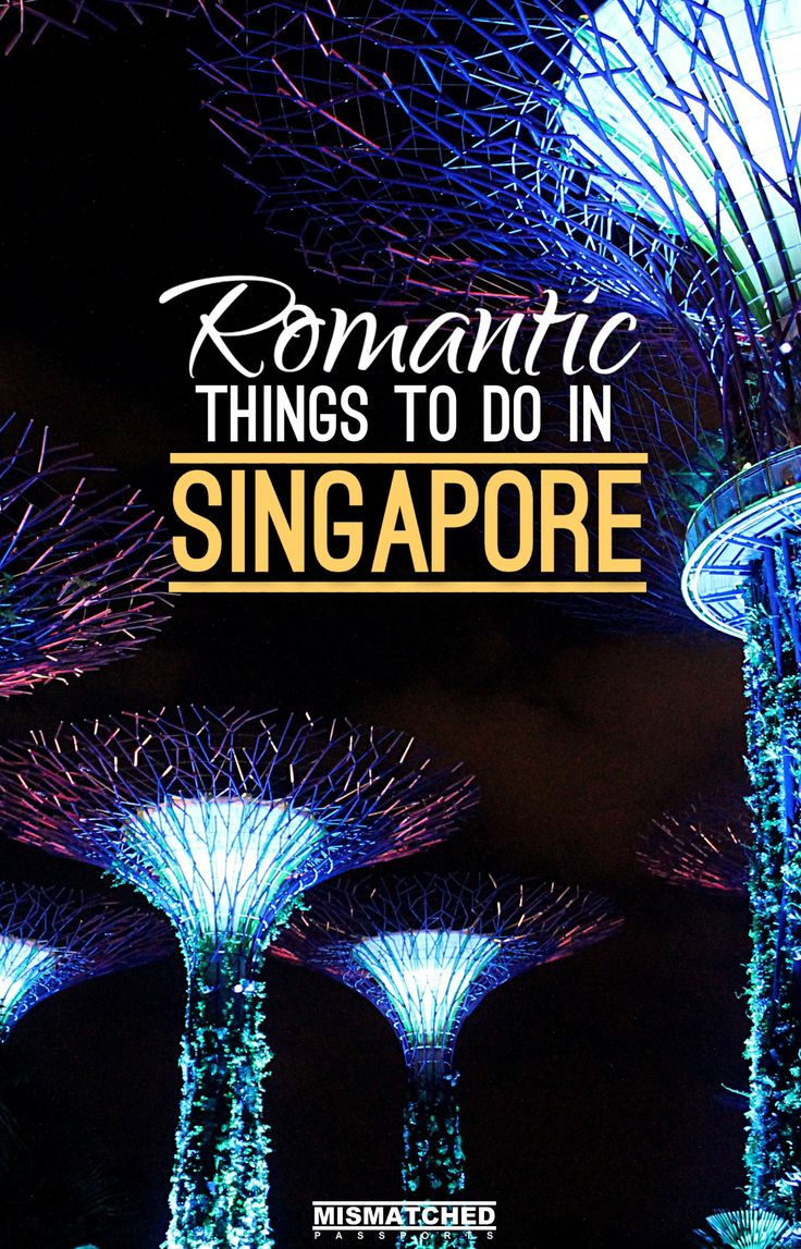 Travelling in Singapore as a couple? From walks by the beach to exploring tourist sights buildings, there are many romantic things to do Singapore. Check out this list of romantic things to do / date ideas in Singapore.