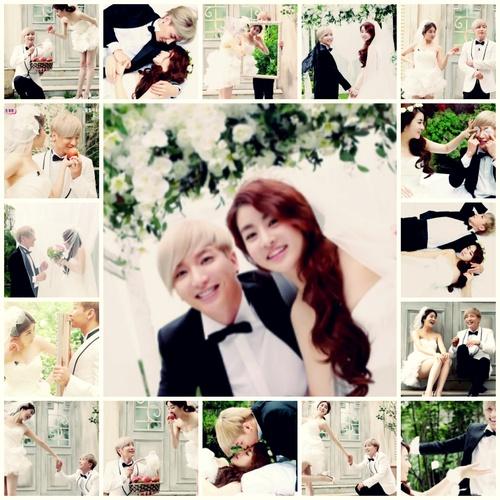 Teuk WGM couple inspired pre-wedding ideas