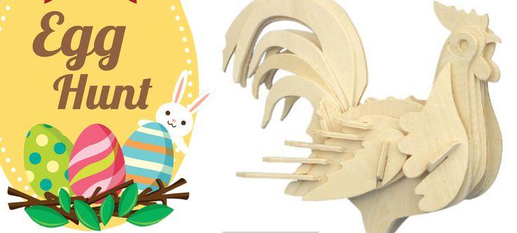 DIY: Een feestelijk Paascadeau knutselen