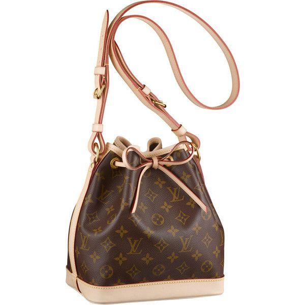 Новая коллекция сумок Louis Vuitton Noé Выбор Vogue found on Polyvore
