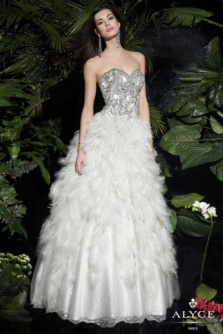 15 best Alyce Paris 4 images on Pinterest | Short wedding gowns ...