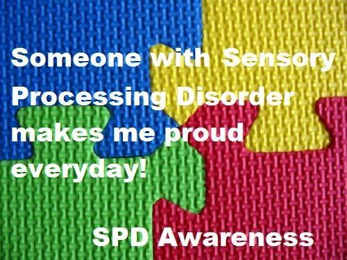SPD awareness