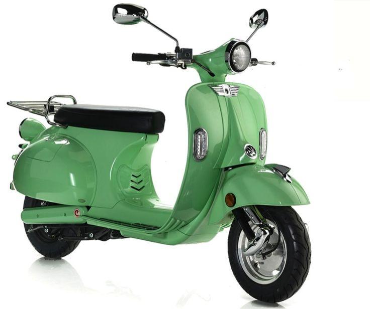 Emco Nova elektrische scooter