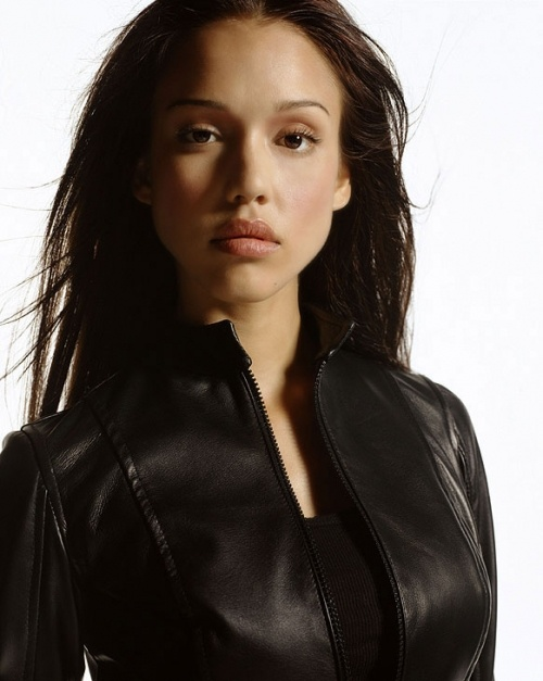 "Max Guevara ""Jessica Alba"" Dark Angel (2000-2002). Back in the days when she had an attitude which made her interesting; before she became ""only"" incredibly beautiful"