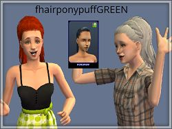 sims2defaults | hairponypuff