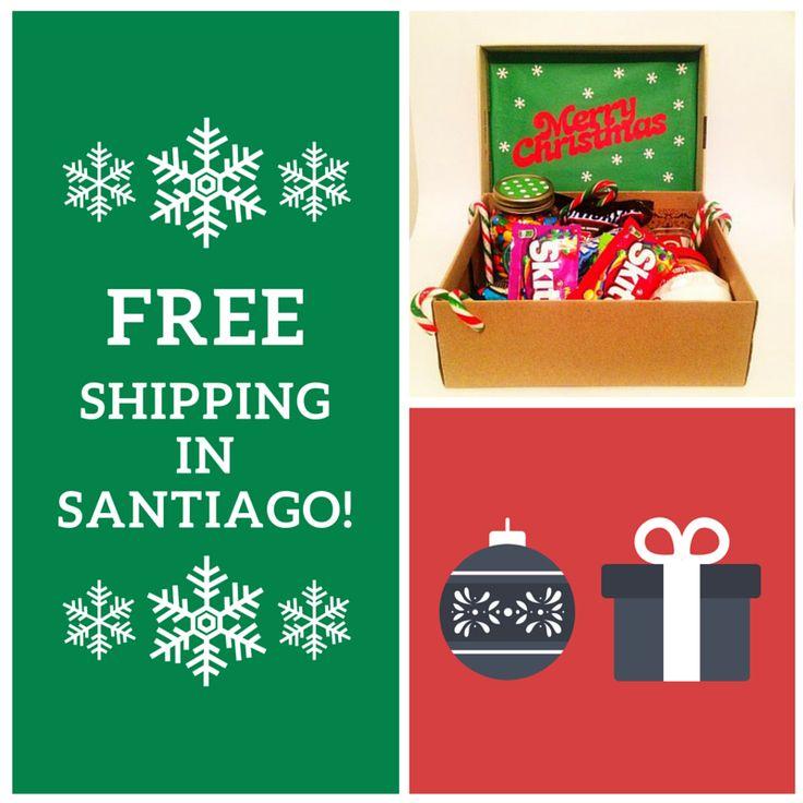 #SANTIAGOFREE for Christmas