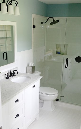 Shower fixtures flooring and bowl sink on pinterest for Master bathroom fixtures