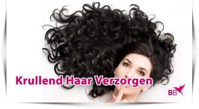 Krullend Haar Verzorgen