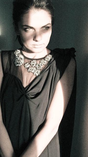 "Malvina & Rhea Costa ""godess style dress"""