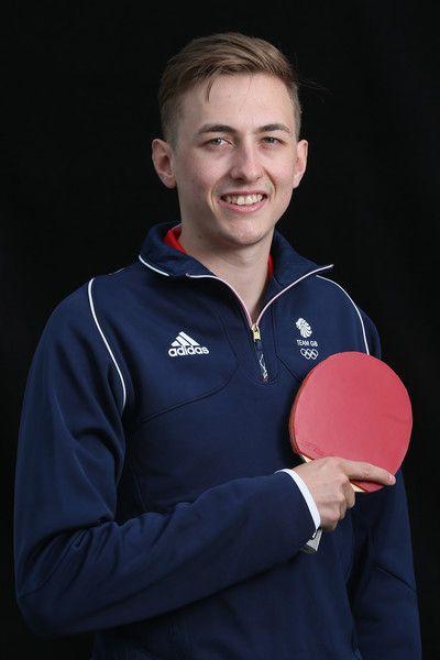 Liam Pitchford - Table Tennis. Men's singles.