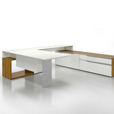 Comexecutive Office Table Design : Contemporary office desk, Contemporary office and Executive office on ...
