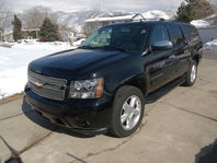 GORGEOUS 2007 Suburban LTZ $17495 OBO. Best deal on the Internet. This vehicle is completely LOADED with all possible features and carries 8 comfortably with 3rd row removable seating. Excellent gas mileage with FLEXFUEL and automatic cylinder adjustment. Feel secure with ABS 4 wheel disc brakes, front and side airbags, adjustable 4wd from auto to full time. NAV System includes updated maps and back up camera for security including XM radio, and ONSTAR enabled. Ride in complete comfort and…