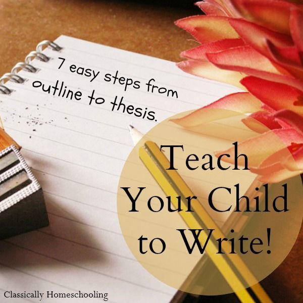 "essay writing steps kids If you're looking for the best ways to teach argument writing three ""sales pitch"" strategies for selling your kids on these six steps promise to put a."