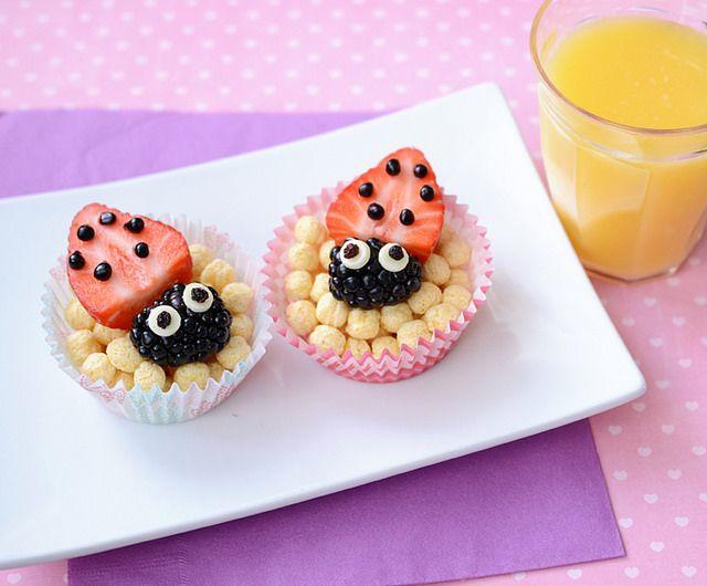 Lovebug snack