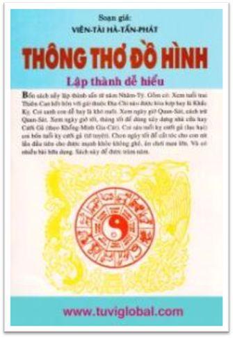 Thông Thơ Đồ Hình (NXB Sài Gòn 1972) - Hà Tấn Phát, 129 Trang