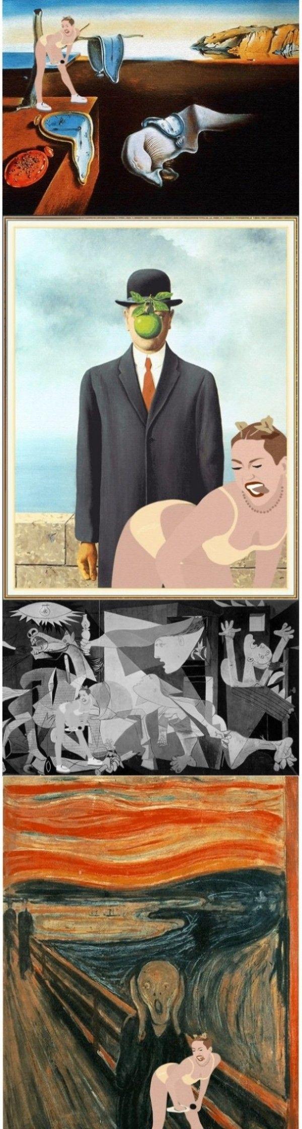 Twerks Of Art - www.meme-lol.com