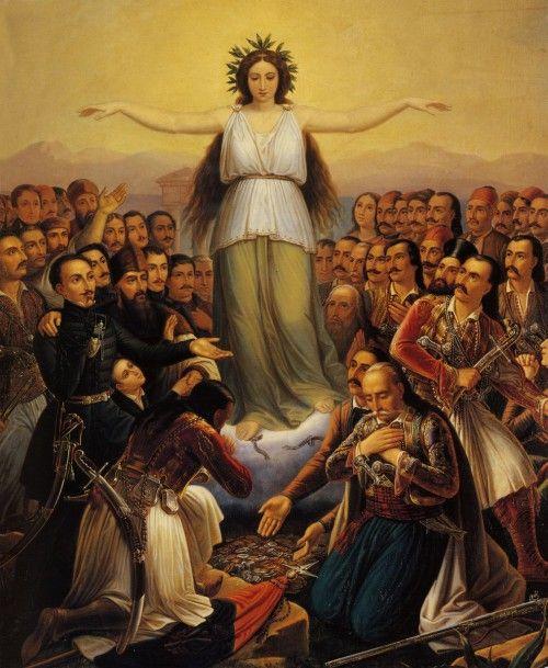Θεόδωρος Βρυζάκης: Η Ελλάς ευγνωμονούσα