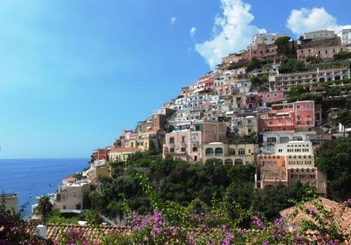 ナポリを拠点に巡る南イタリアの旅 ③ソレント~ポジターノ (ポジターノ)