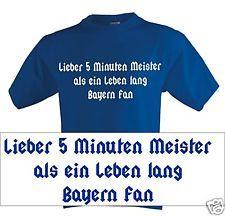 """Kindershirt """"Lieber 5 Minuten..."""" Schalke Gelsenkirchen"""
