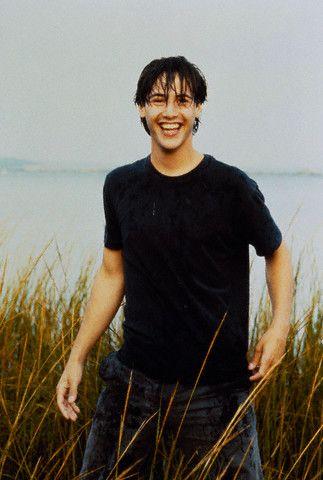 Keanu Reeves by Deborah Feingold, 1989