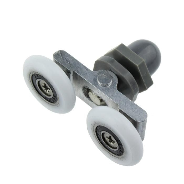 "[Visit to Buy] 8 Shower door rollers runners wheels pulleys pulleys ""Rolli""  20MM-27MM #Advertisement"