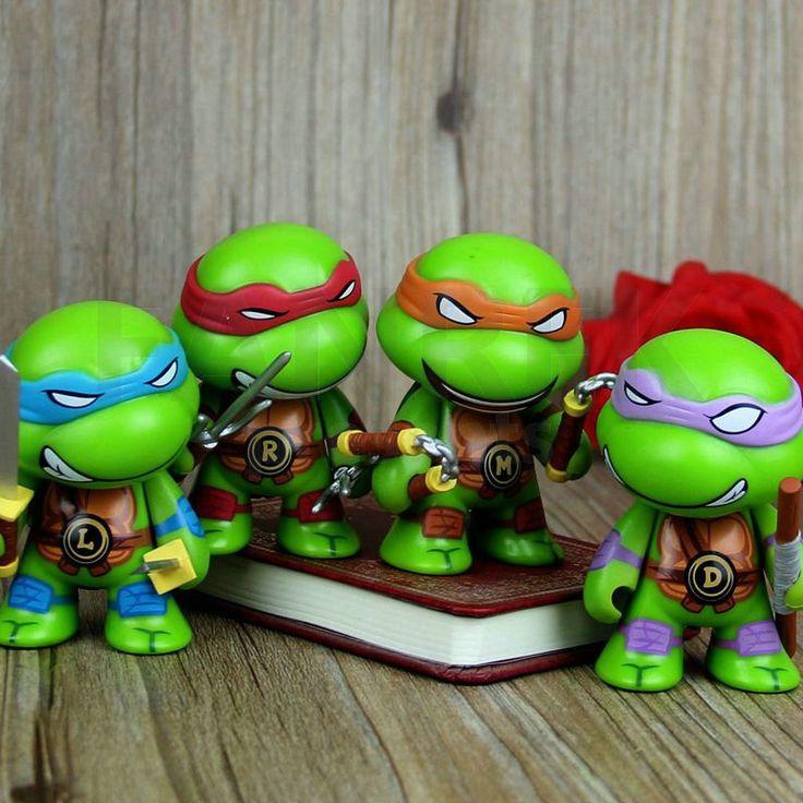 Teenage Mutant Ninja Turtles Accessories Toy Set