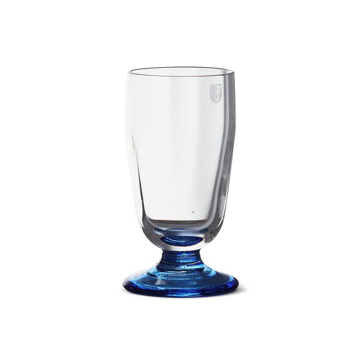 Berta Schnapsglas Blau