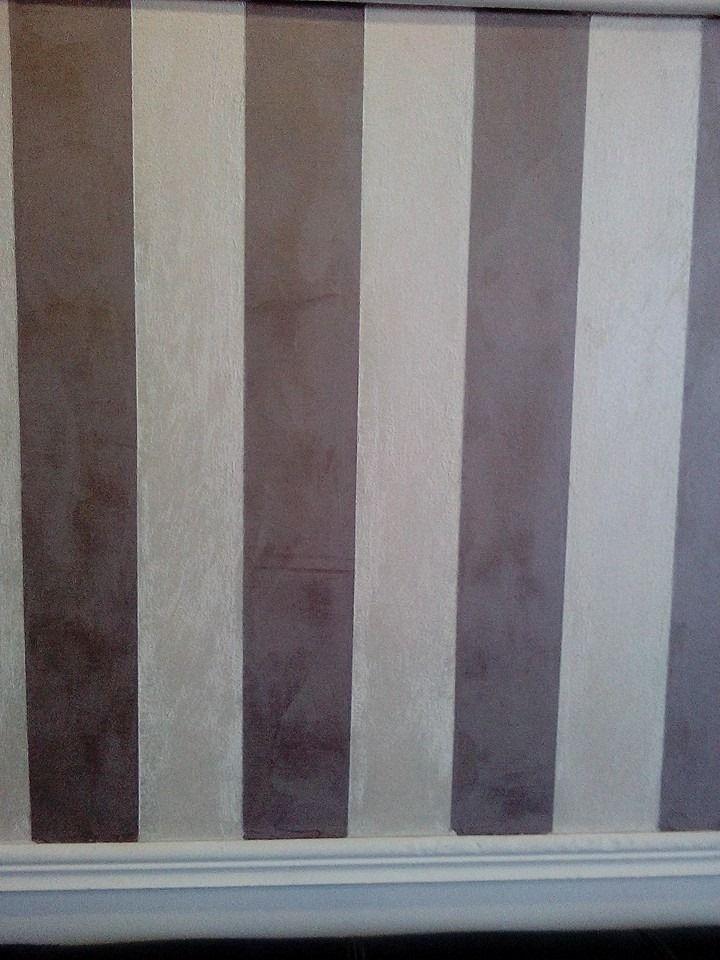Stripes, Africa (Novacolor) Technique