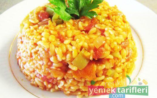 Bulgur Pilavı Tarifi Bulgur pilavı tarifi,bulgur pilavı nasıl yapılır,yemek tarifleri,rice meal,findings http://renkliyemektarifleri.com/category/yemek-tarifleri