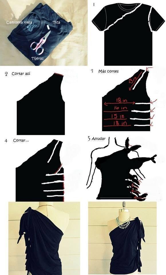crear camisetas nuevas