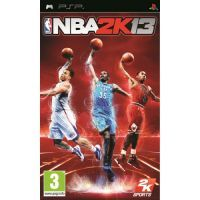 Buy NBA 2K13 [PSP] Online  http://www.excluzy.com/nba-2k13-psp.html