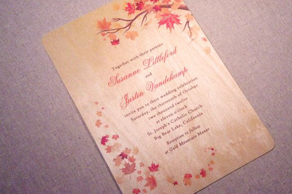 Real Wood Wedding Invitations: 1000+ Ideas About Wood Wedding Invitations On Pinterest