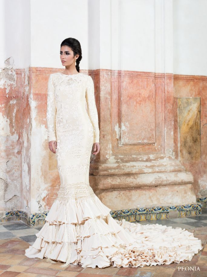 16 best Vestidos de novia de Vicky Martín Berrocal 2015 images on ...