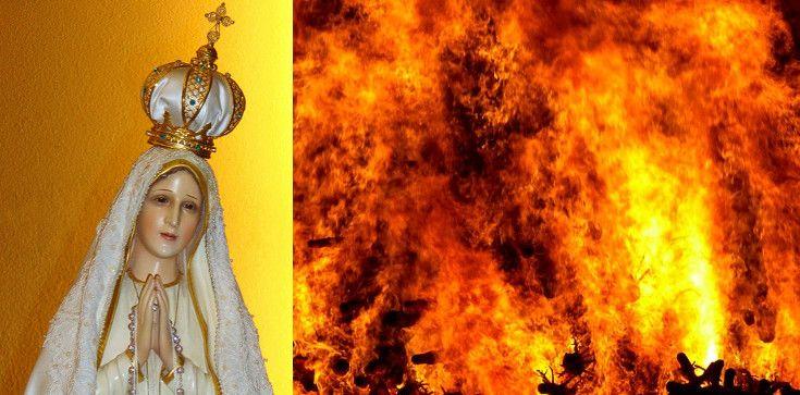 To nie Kościół wymyślił piekło! Maryja w Fatimie mówi jasno: Ono istnieje i nie jest puste