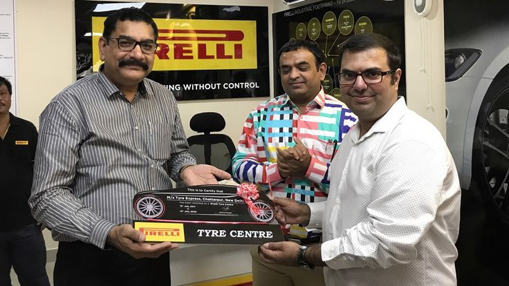 Strengthening its presence in India, PIRELLI inaugurated its new Pirelli Tyre Centre for Car, SUV and van Tyres in New Delhi. The new Tyre …