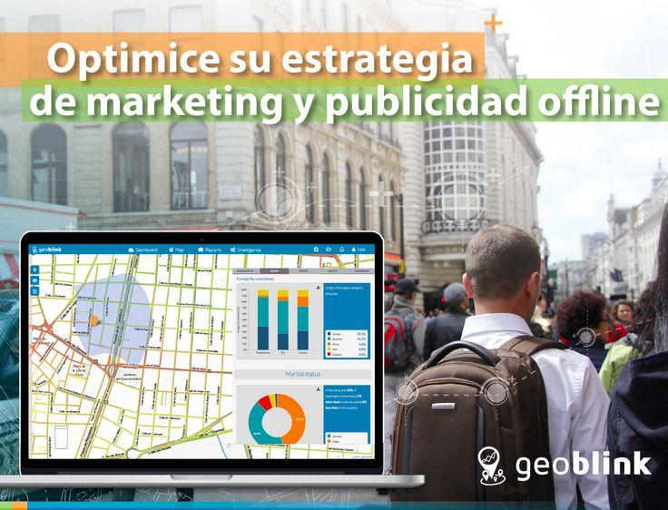 Optimizar su estrategia de marketing y publicidad offline con geomarketing