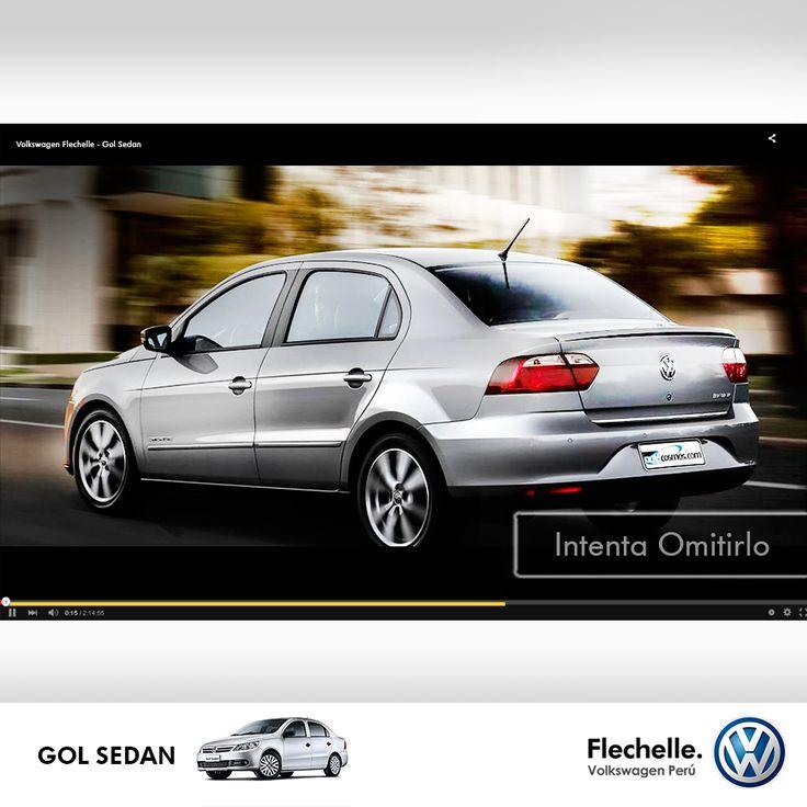 VW Gol Sedan: Nuevo Gol Sedán tiene un diseño renovado que encantará a toda tu familia. Tú decides cómo arrancar. Descúbrelo.