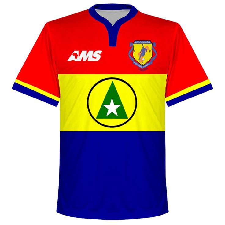 Cabinda Football Jersey