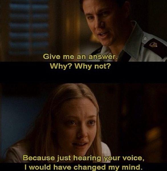 Dear John <3 Love that movie!
