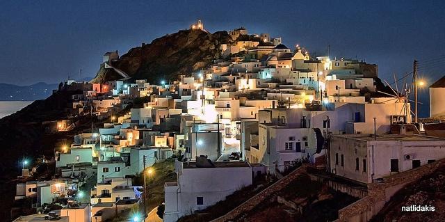 Serifos Island (Chora) Greece, via Flickr.
